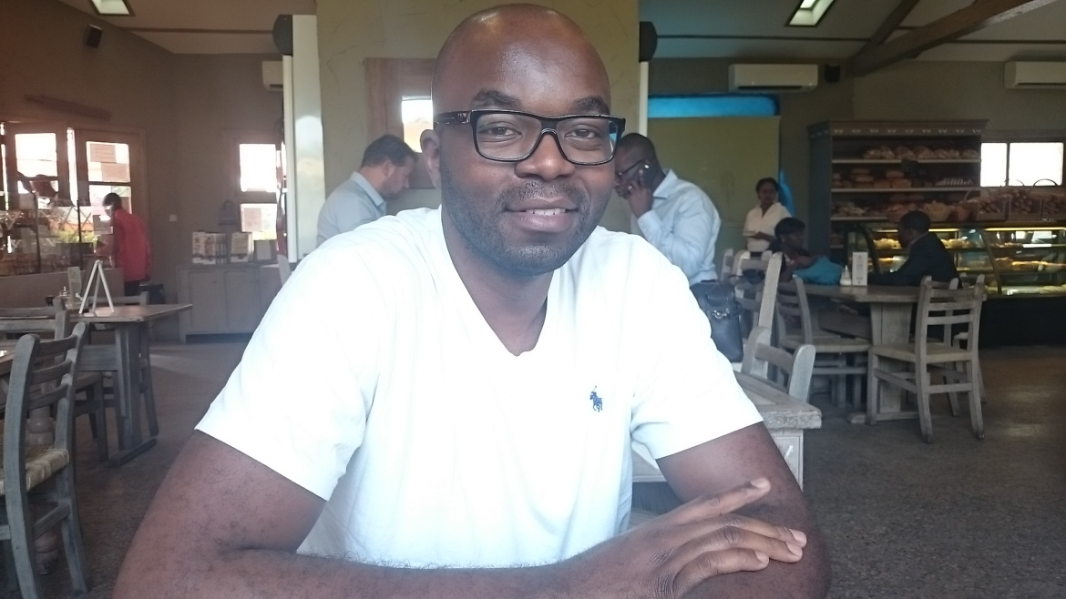 Start-up in Kinshasa – Steve Nkashama